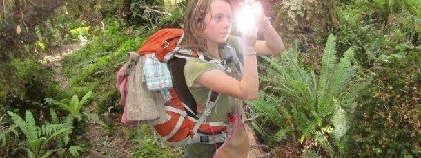 A Young Adventure-Zoologist's Fantastic Weekend